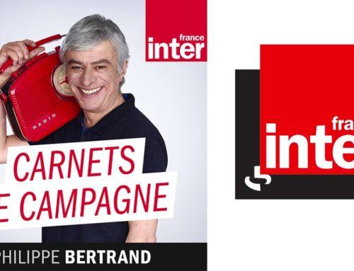 Interview de Frédéric Roure dans l'émission Carnets de Campagne