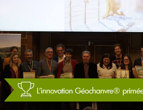 L'innovation Géochanvre® primée